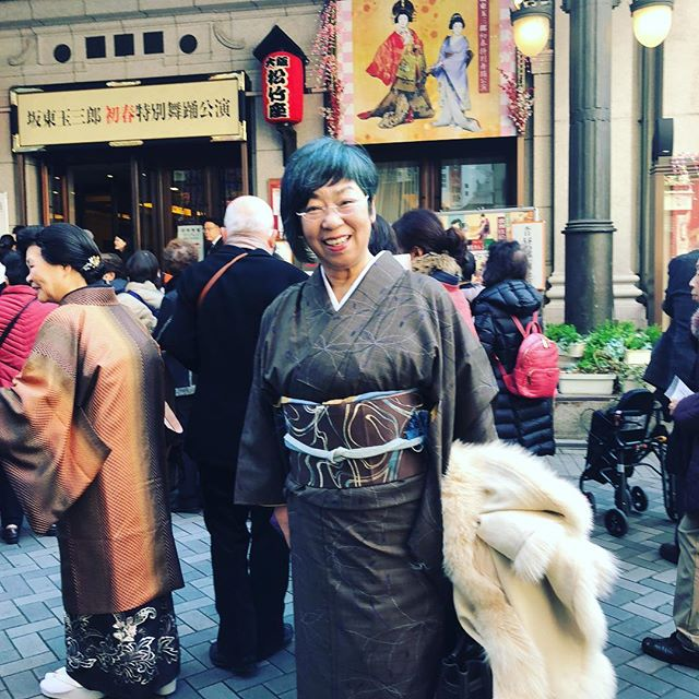 玉三郎さんの妖艶な美しさに感動❣️